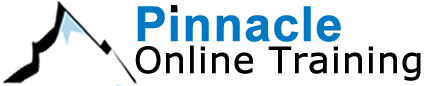 Pinnacle Online Training Ltd. Logo
